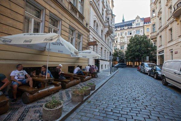 Gorgeous Prague Rooms - фото 23