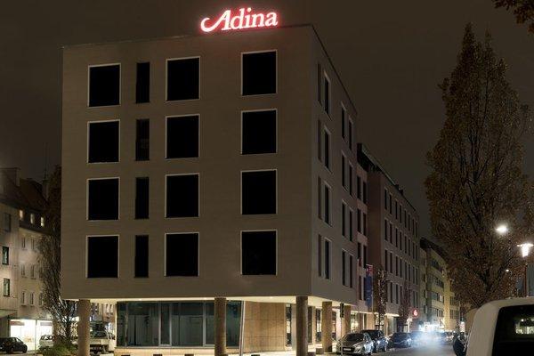 Adina Apartment Hotel Nuremberg - 23