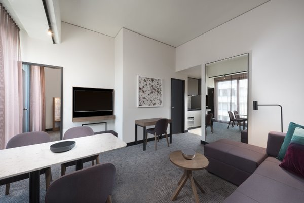 Adina Apartment Hotel Nuremberg - фото 4