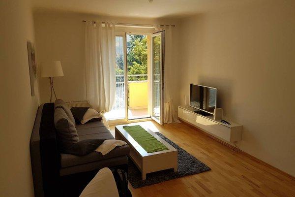 GoVienna Bright River Apartment - фото 16