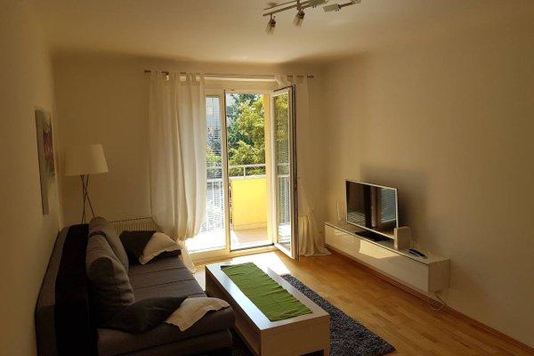 GoVienna Bright River Apartment - фото 17