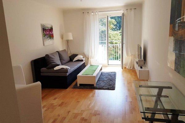 GoVienna Bright River Apartment - фото 18
