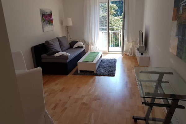 GoVienna Bright River Apartment - фото 19
