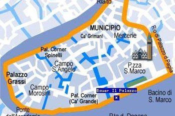 Bauer Il Palazzo Hotel Venice - фото 18