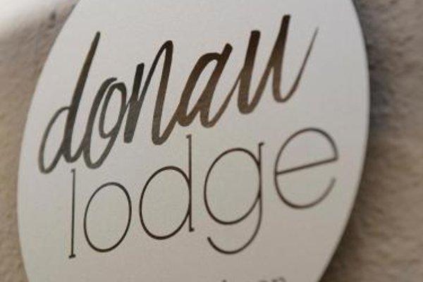 Donau Lodge Boardinghouse - фото 12