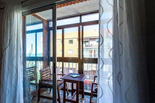 Apartment Malvarrosa Beach Cavite - 14