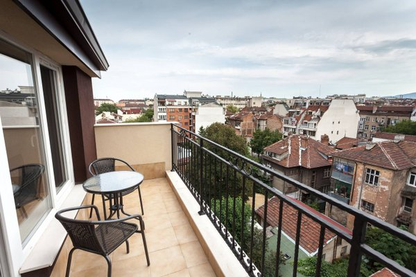 Sofia Art Gallery Vacation Apartments - фото 12