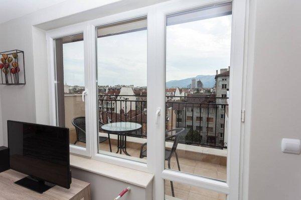 Sofia Art Gallery Vacation Apartments - фото 21