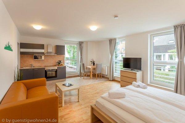 guenstigwohnen24 - Premium Stay Rathochstr.57 - фото 3