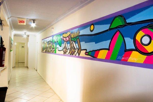 Hotel Panamerican - 14