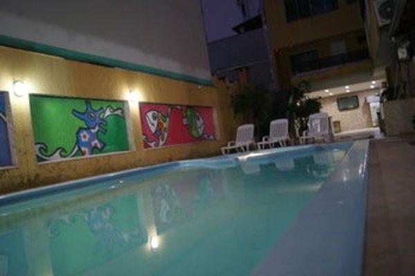 Hotel Panamerican - 17