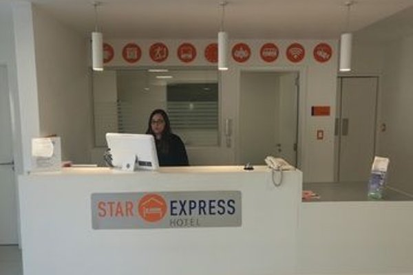 Hotel Star Express - фото 12
