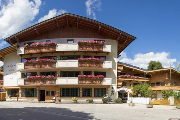 Kramsacher Hof Businesshotel - фото 5