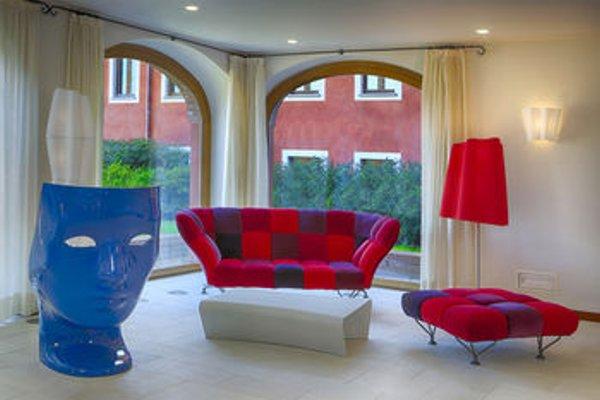 Relais Santo Stefano Hotel SPA Ristorante - фото 8