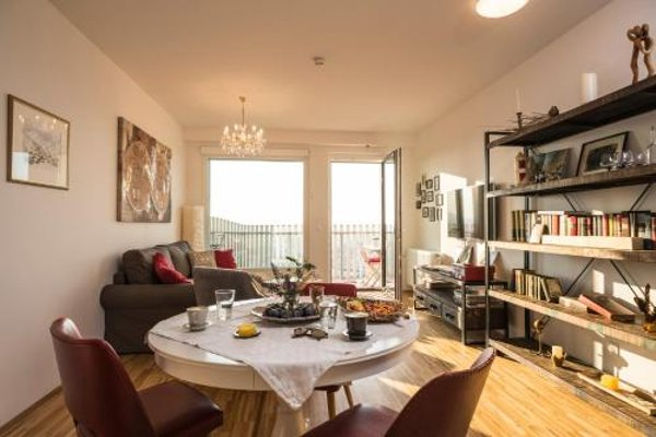 Sky View Apartment Vienna - фото 22