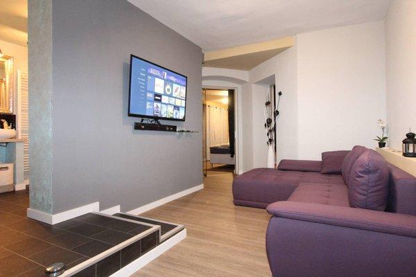 B49 - City & Messe Apartment - фото 10