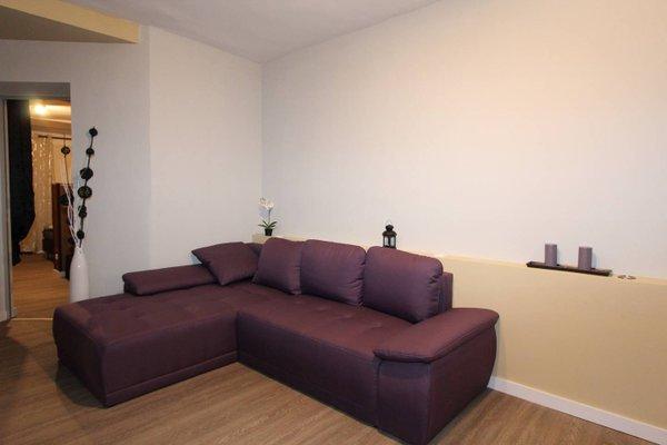 B49 - City & Messe Apartment - фото 12