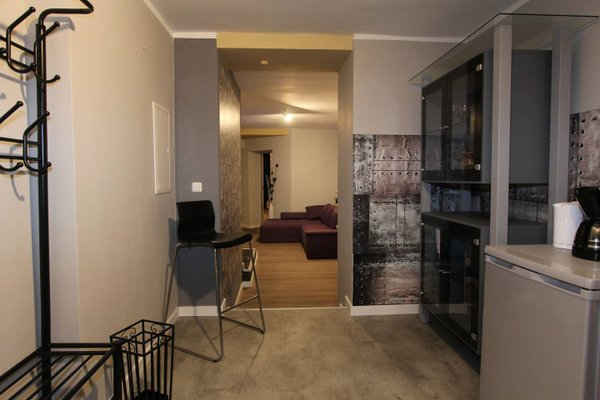 B49 - City & Messe Apartment - фото 22