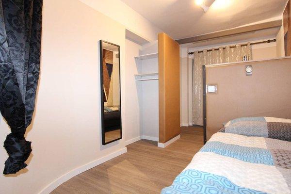 B49 - City & Messe Apartment - фото 4