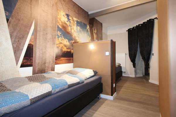 B49 - City & Messe Apartment - фото 7