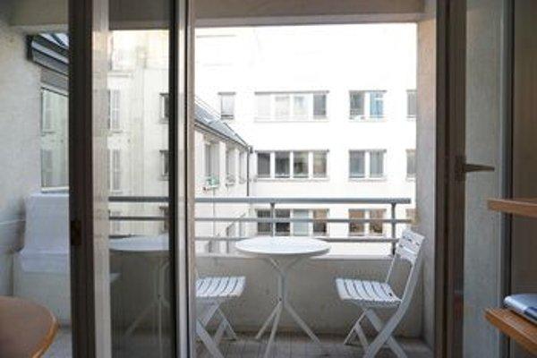 Apartment Rue Nocard Paris 7 - 17