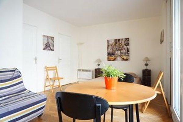 Apartment Rue Nocard Paris 7 - 10
