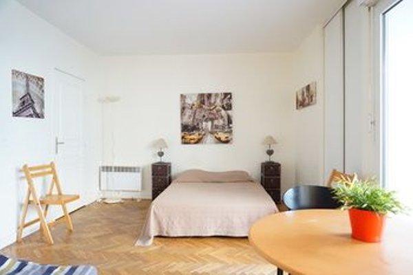 Apartment Rue Nocard Paris 7 - 14