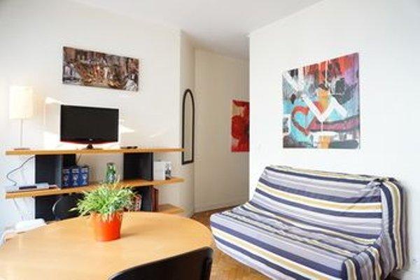 Apartment Rue Nocard Paris 7 - 8