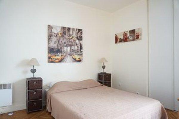 Apartment Rue Nocard Paris 7 - 9