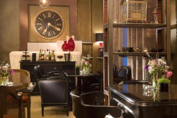 Hotel Gabriel Paris - фото 14
