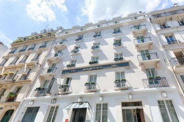 Hotel Gabriel Paris - фото 22