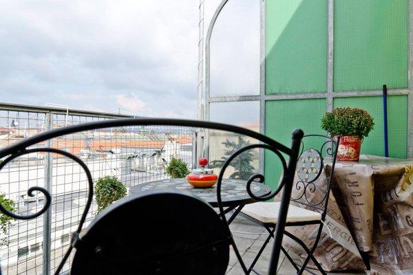 Opletalova 9 Apartment with Terrace - фото 10