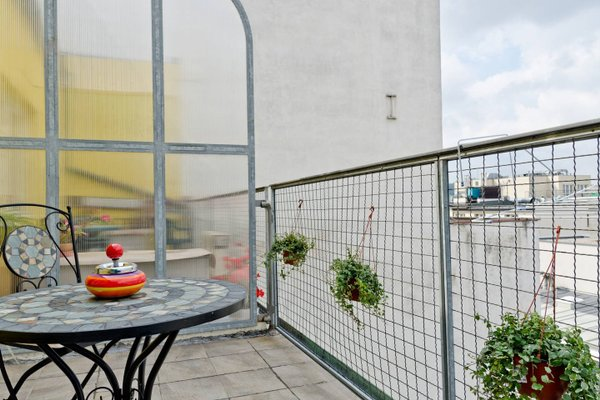 Opletalova 9 Apartment with Terrace - фото 13