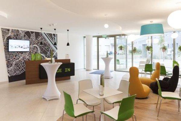 IG City Apartments Campus Lodge - фото 14