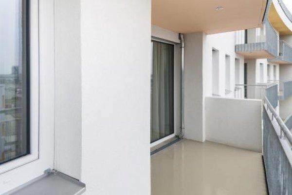IG City Apartments Campus Lodge - фото 16