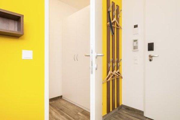 IG City Apartments Campus Lodge - фото 18
