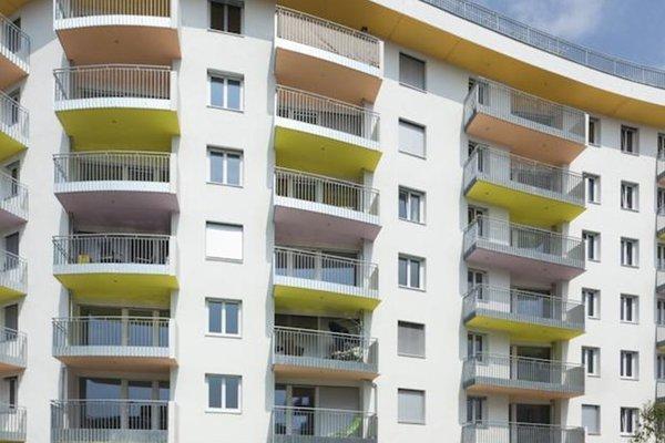 IG City Apartments Campus Lodge - фото 22