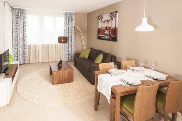 IG Serviced Apartments Campus Lodge - фото 3