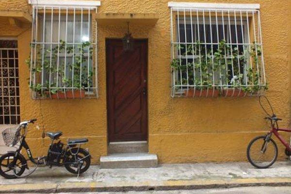Apartamento Tipo Casa de Vila Copacabana - фото 23