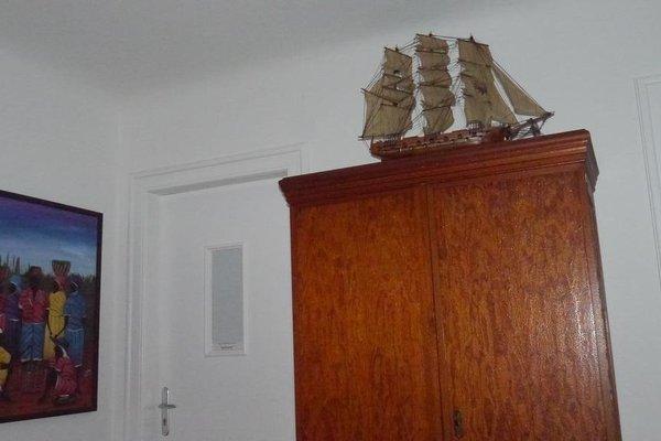 Privatzimmer Hamburg Alsterdorf - фото 10
