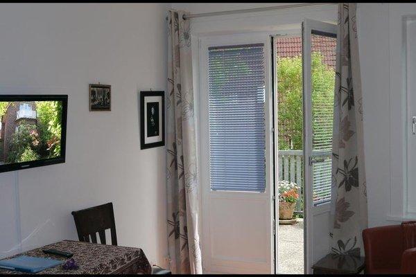 Privatzimmer Hamburg Alsterdorf - фото 19