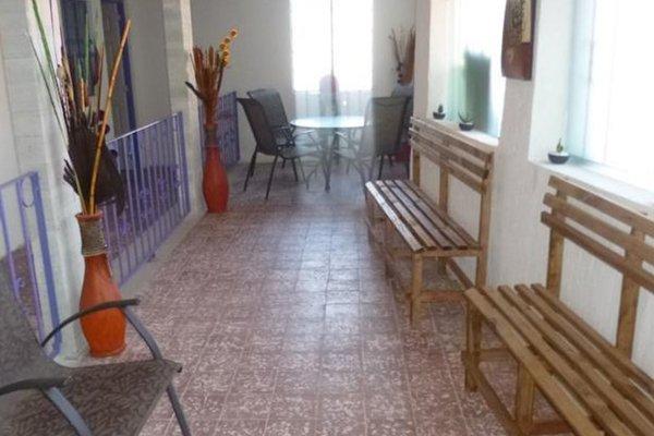 Hotel Santa Rita - фото 17