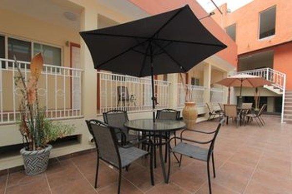 Hotel Santa Rita - фото 19