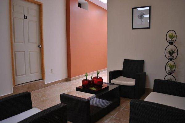 Hotel Santa Rita - фото 9