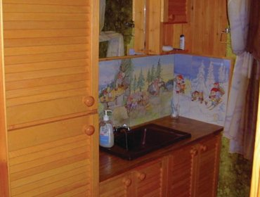 Гестхаус Holiday home Sjusjoen Tyrily