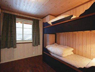 Гестхаус Holiday home Hemsedal Skarsnuten