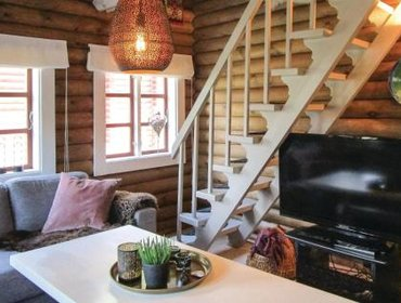 Гестхаус Holiday home Vradal Vradal Alpinlandsby