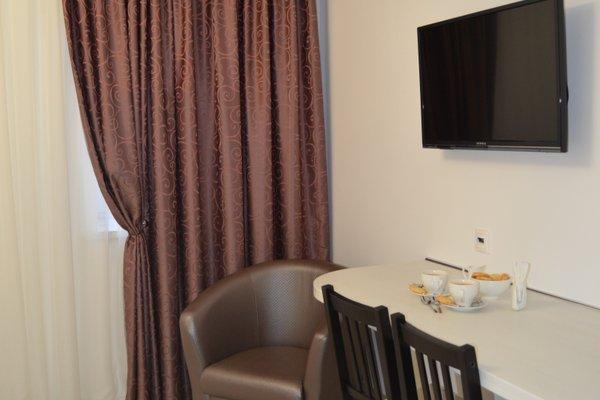 Отель Амулет - фото 14