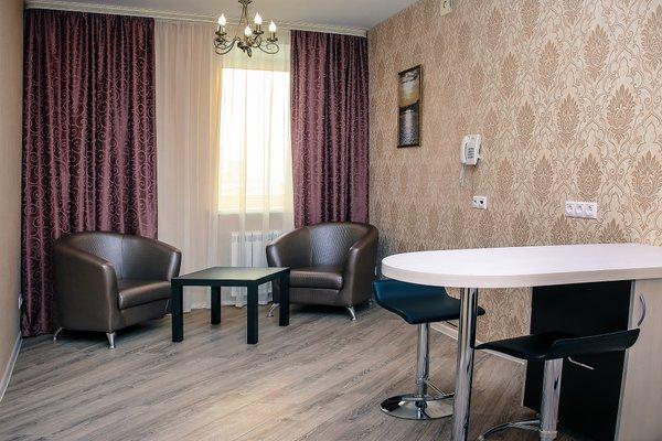 Отель Амулет - фото 5