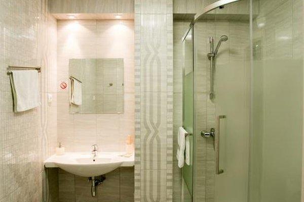 Отель Амулет - фото 8